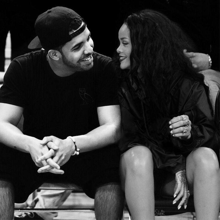 Rihanna and Drake<3 ugh :'(