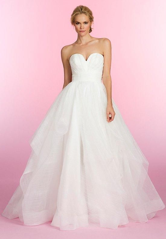 Hayley paige 6507 esther wedding dress the knot for Wedding dress atlanta