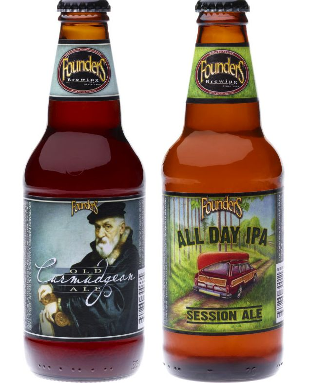 We know it's only Monday, but here's a reason crack open a cold one: It's National Beer Day! If you're looking for the perfect beer to take the edge off, consider one of these two appetizing ales from Founders Brewing Co.     Curmudgeon Old Ale is blended with molasses and then oak-aged for a [...]