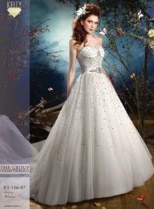 robe de mariée kelly star 136-07