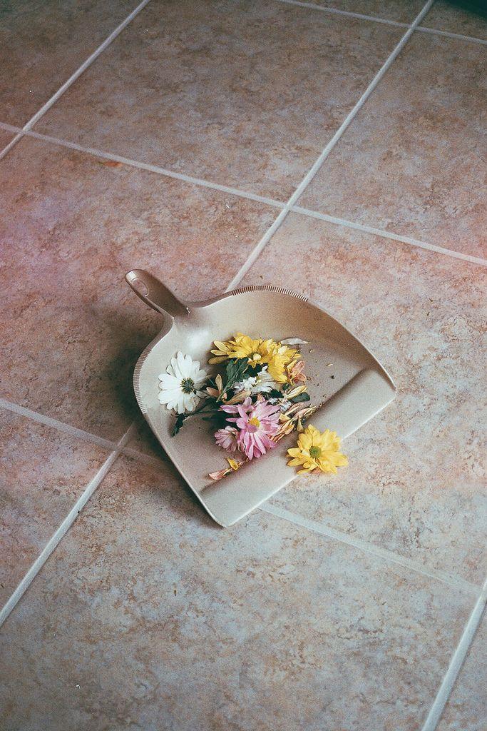 Flowers no more