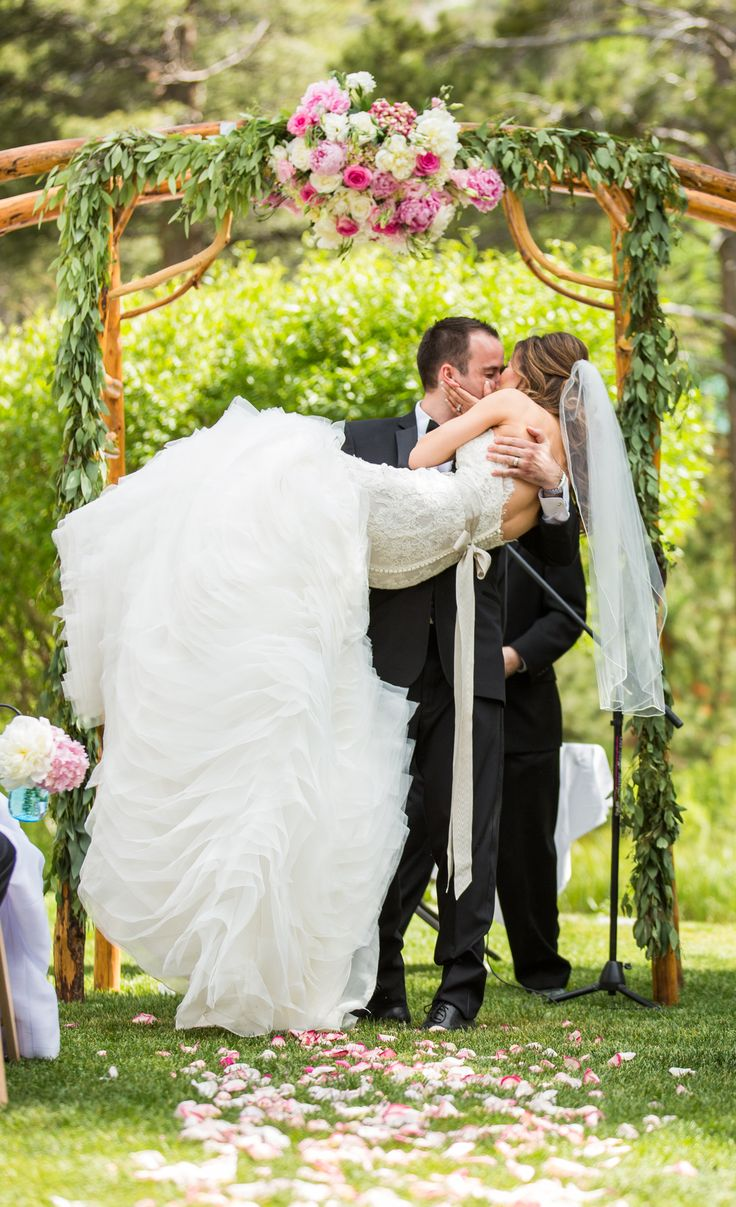 Mountain wedding at the Double Eagle Resort
