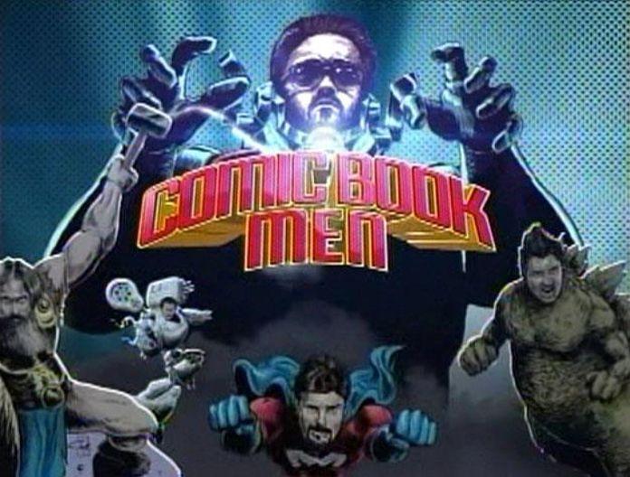 http://mesopinions.ca/divertissement/series-tv/comic-book-men    Critique de l'émission Comic Book Men sur les ondes d'AMC