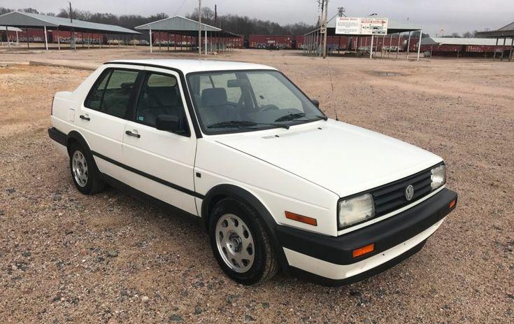 1992 Volkswagen Jetta GL ECOdiesel 5-Speed