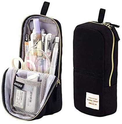 Cute Pencil Pouches, Cool Pencil Cases, Pencil Bags, Black Pencil Case, Unicorn Pencil Case, School Accessories, Locker Accessories, Stationary School, Cute School Supplies