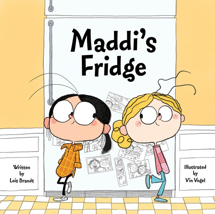 The internet home of Maddi's Fridge and author Lois Brandt