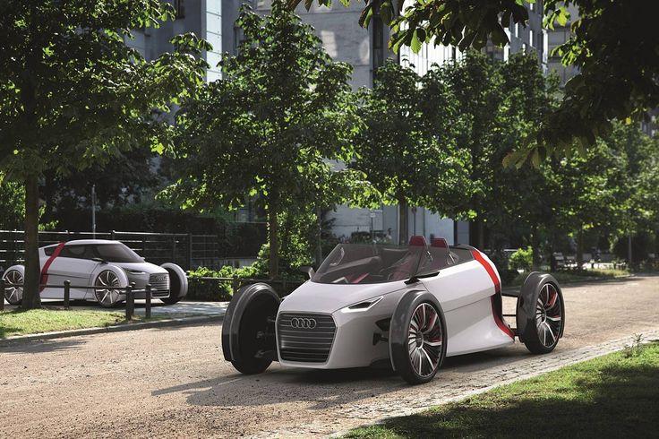 Audi Urban Concept Spyder, 2011