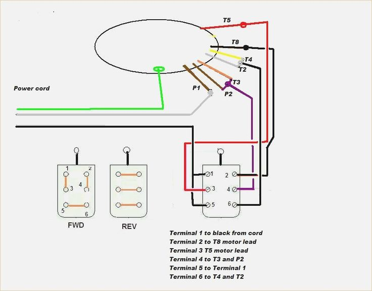 Wiring Diagram Reversing Drum Switch Wiring Diagram Wiring