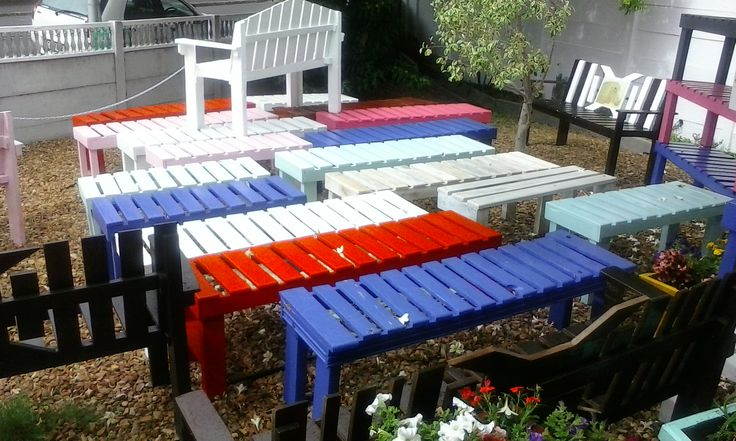 Kiddies benches .Ideal for creches. and schools
