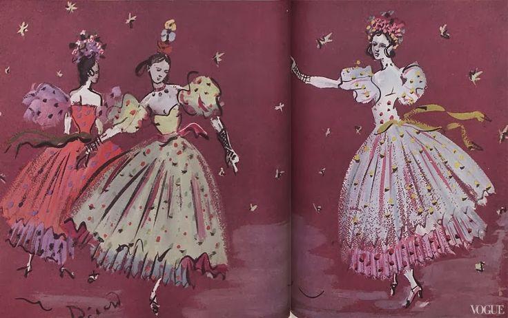 Danza Ballet blog: Danza y Ballet en Vogue Rusia