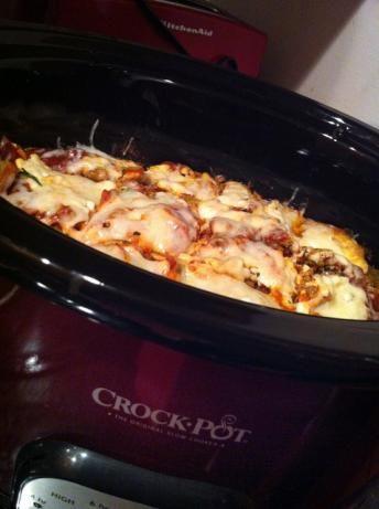 Healthy Turkey Lasagna (Crock Pot). Photo by itsmetiffani