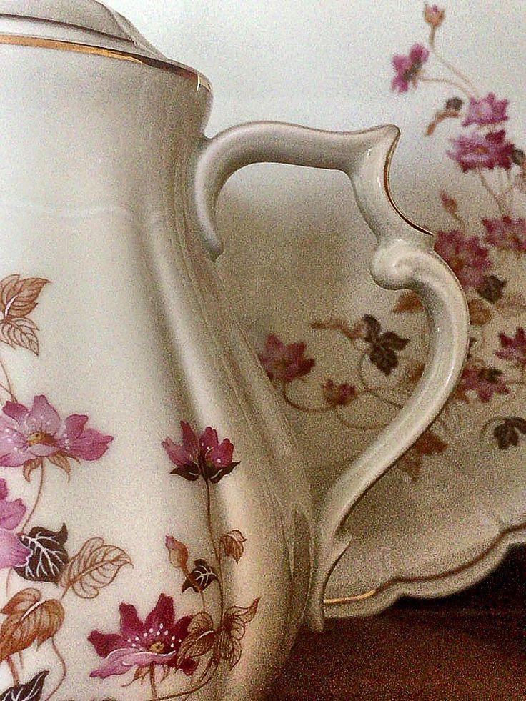 Teiera vintage Limoges
