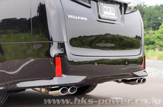 HKS Exhaust/Muffler LEGAMAX Premium For TOYOTA VELLFIRE AGH30W 32018-AT047  #HKS #CrZ #RB26DETT #trd #GREDDY #NSX #Subaru #spoonspoorts #fujitsubo #performance #jdm🇯🇵 #apexi #Toyota #BNCR33 #gtr ■ Price: ¥90278.00 Japanese Yen ■ Worldwide Shipping ■ 30 Days Return Policy ■ 1 Year Warranty on Manufaturing Defects ■ Available on Whatsapp, Line, WeChat at +8180 6742 4950 ■ URL: https://goo.gl/pYm258