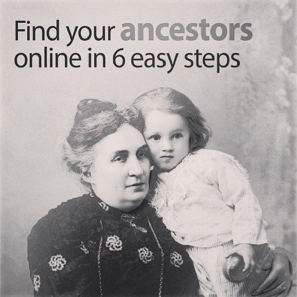 Photo by familyshare.com #genealogy Source; http://familyshare.com/use-the-internet-to-find-your-ancestors-in-6-easy-steps?Itemid=631