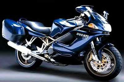 #motorcycles  2000 Ducati ST2