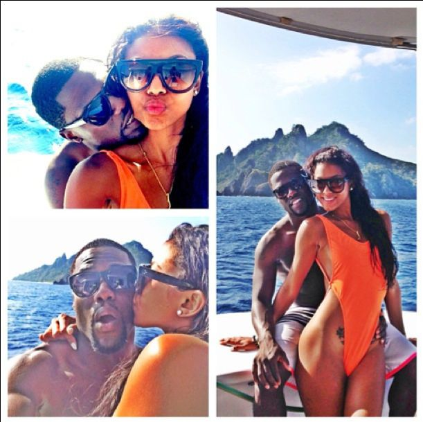 Kevin Hart Responds To Critics Bashing Him for Leaving His Ex-Wife for New Girlfriend | Word On Da Street
