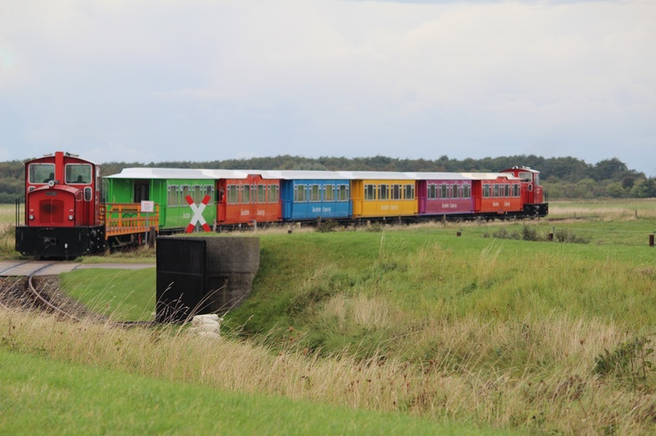 Inselbahn----langeoog, Germany