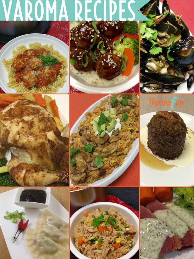 Using your Varoma can get you all in one meals as well as helping out when you have extra guests over! I am often asked for recipes that use the varoma.  So to make it easy for you, I have collated all my recipes on ThermoFun using the varoma.   🙂 Updated 1 October, 2017 Asian-Style Steamed Fish...