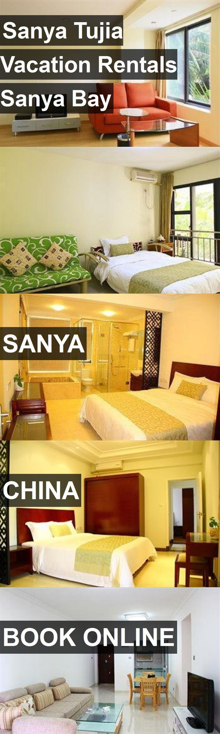 Hotel Sanya Tujia Vacation Rentals Sanya Bay in Sanya, China. For more information, photos, reviews and best prices please follow the link. #China #Sanya #travel #vacation #hotel