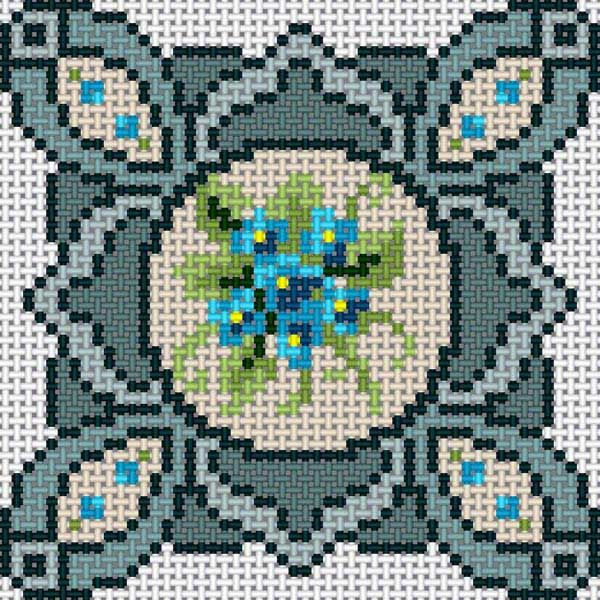 Flower Coaster #4