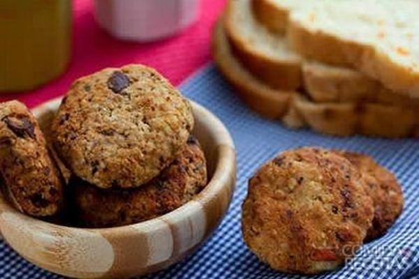 Receita de Cookies de pão integral Wickbold em Biscoitos e bolachas, veja essa e outras receitas aqui!