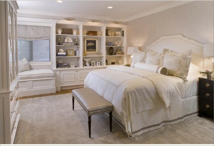 All White Bedroom Ideas Master Pinterest