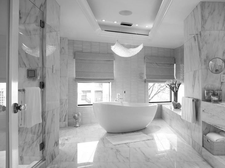 Pictures of Master Bathrooms Interior Design Ideas