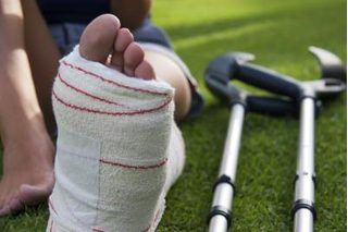 How to Gain Muscle After a Fractured Ankle | eHow