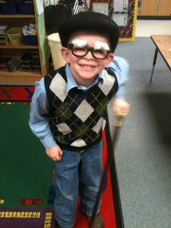 Kindergarten Squared: 100th Day-These Kiddos Crack Us Up!