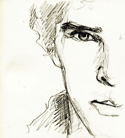 Sherlock Sketch by benbenny.