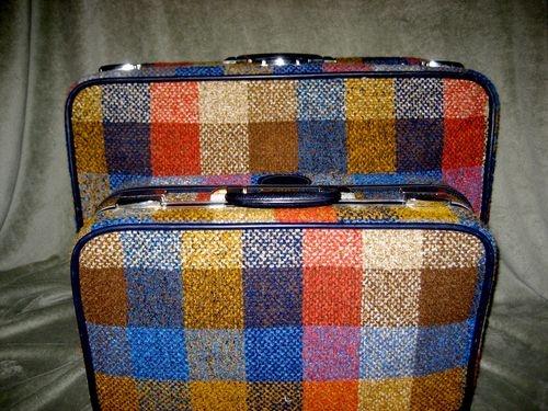I need this luggage set or something like it.