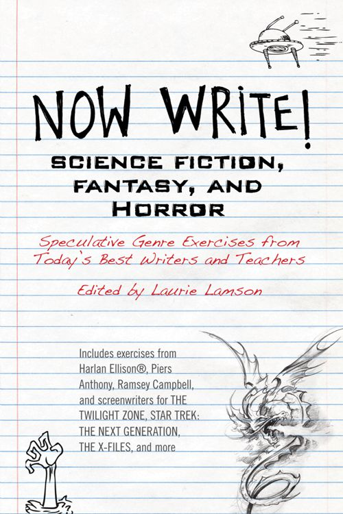 Now Write Science Fiction Fantasy Horror book review