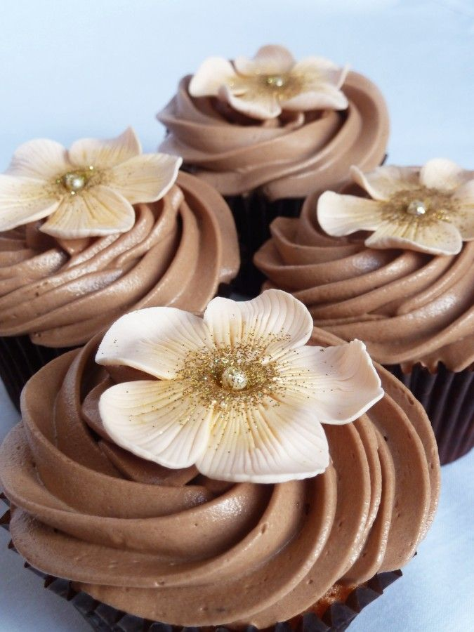 359 best Wedding Cupcakes images on Pinterest Wedding cupcakes