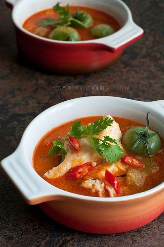 Asam Padeh Ikan - fish