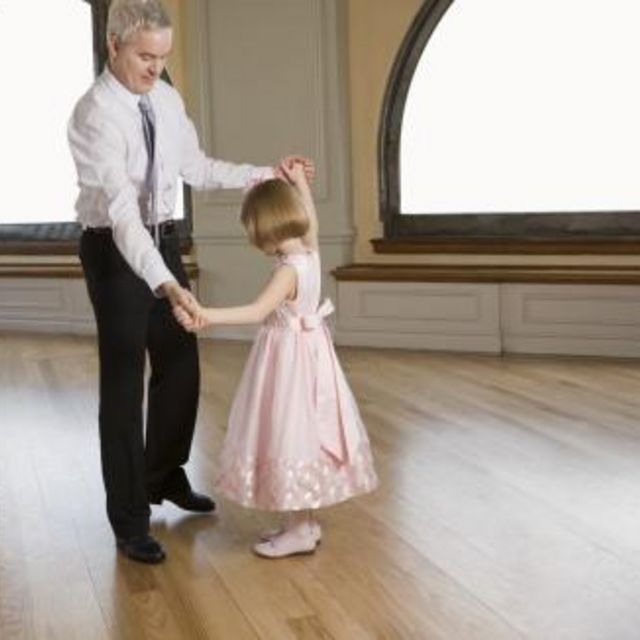 Daddy-daughter dances provide a chance for bonding.