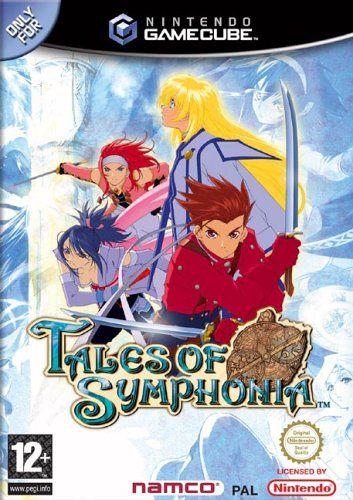 Tales of Symphonia (Gamecube) Ma continué de faire des jokes plates à Samuel