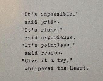 F. Scott Fitzgerald Love Quote Made On Typewriter typewriter by WhiteCellarDoor | Etsy