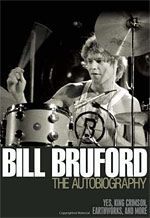 Drummerworld: Bill Bruford