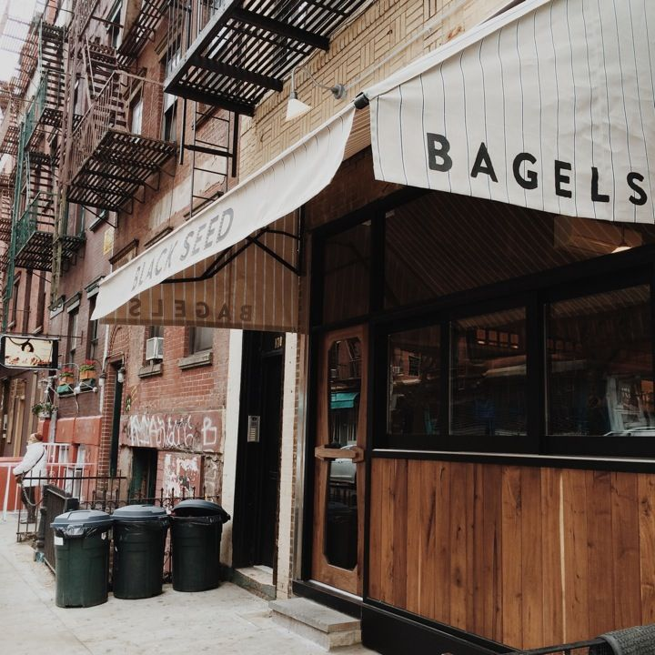 Black Seed Bagels in New York, NY