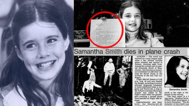 Unknown Facts About Samantha Smith || Pastimers MI GRAN AMIGUITA SAMANTHA