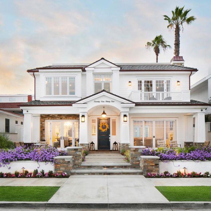 Long Lasting Exterior House Paint Colors Ideas: 17 Best Images About House Exterior On Pinterest