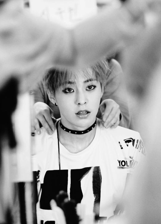 EXO'rdium beautiful Xiumin