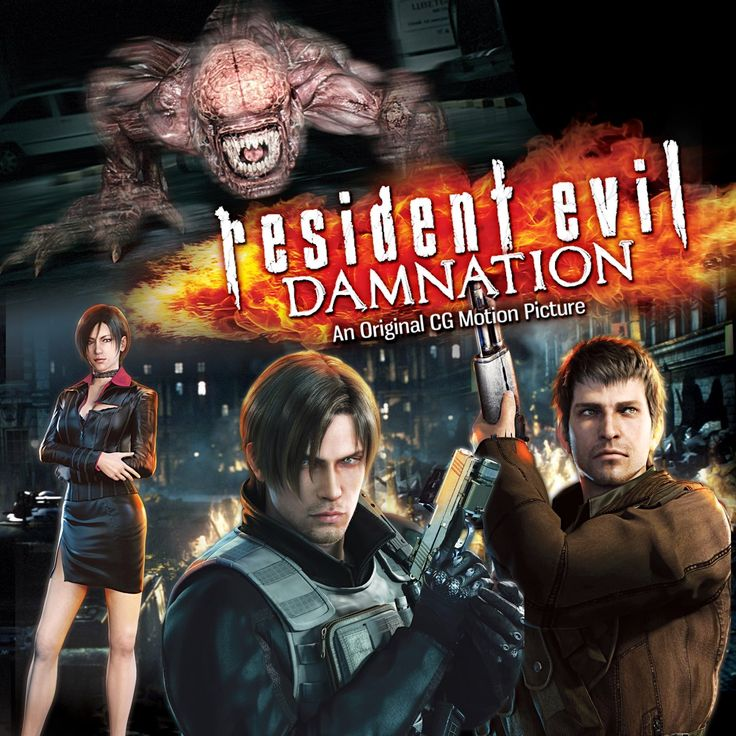 Resident Evil: Damnation Full Movie Download Free in HD  http://ift.tt/2yiJ1iw