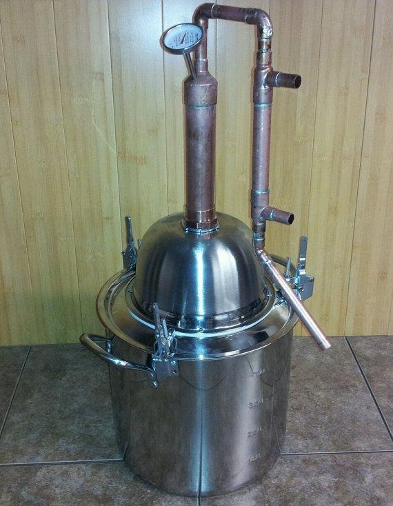 5 Gallon Moonshine Still by LacrosseStillCo on Etsy, $210.00