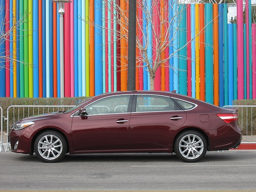 2013 Toyota Avalon Review by Carrie Kim