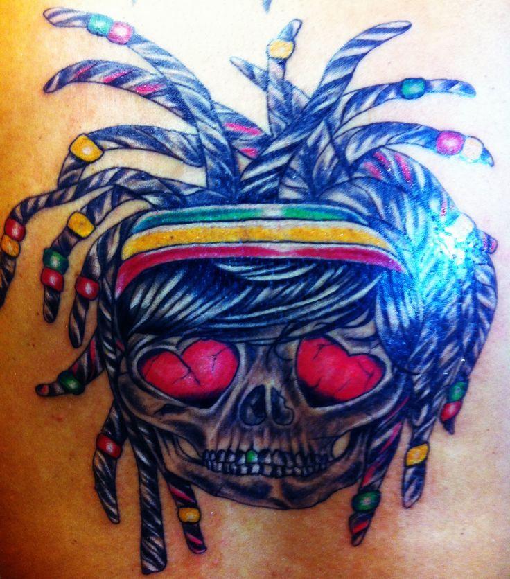 40 best reggae inspired tattoo designs images on pinterest tattoo designs design tattoos and. Black Bedroom Furniture Sets. Home Design Ideas