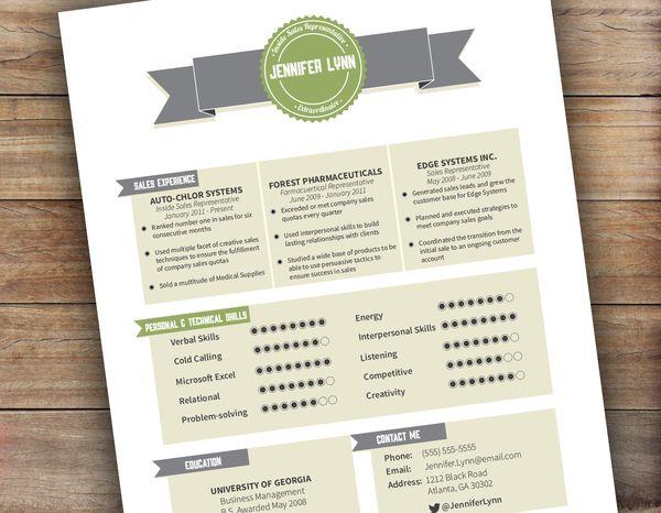 97 best Resume images on Pinterest Cover letter template - resume edge