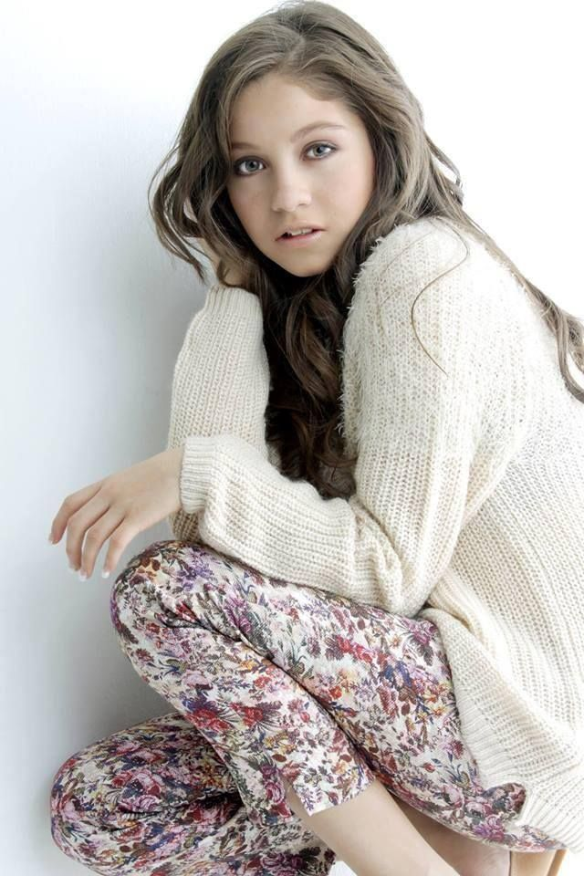 Best 46 famous teens female images on pinterest - Laura ashley sevilla ...