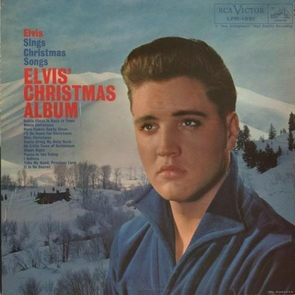 Elvis - Holly Leaves and Christmas Trees