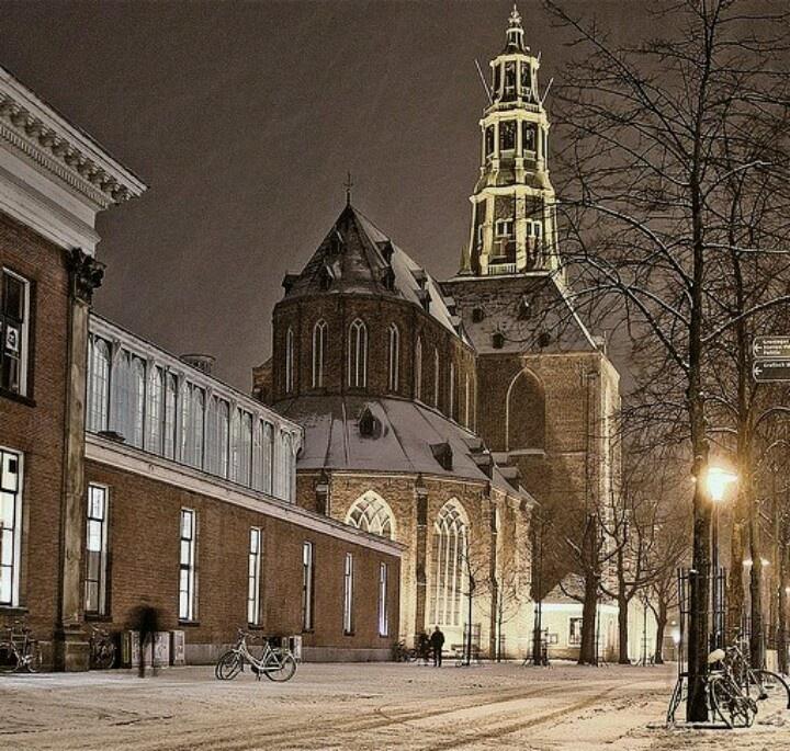 Aa kerk Groningen